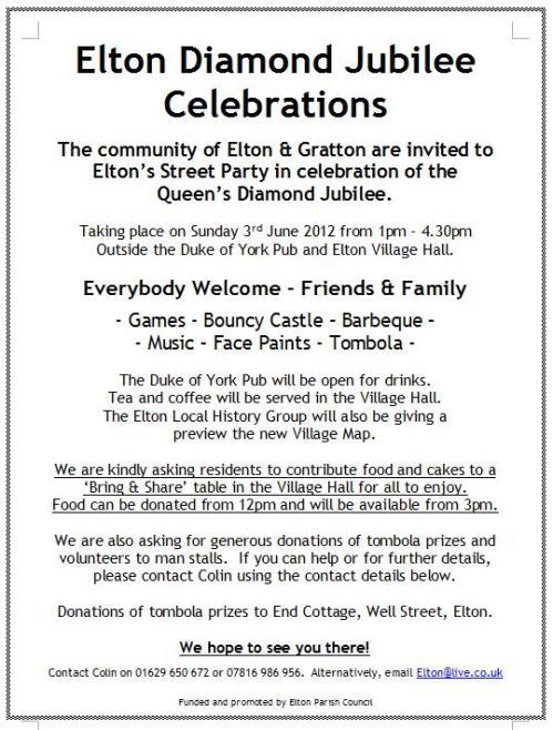 Jubilee - 3rd June 2012