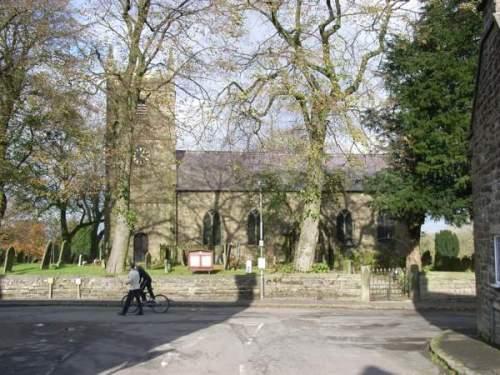 Elton All Saints Church
