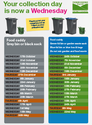 Waste Collection Calendar 2012/13