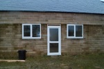 Elton Jubilee Field Improvement Project - New Windows and Doors
