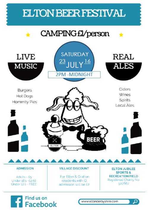 Elton Beer Festival 2016