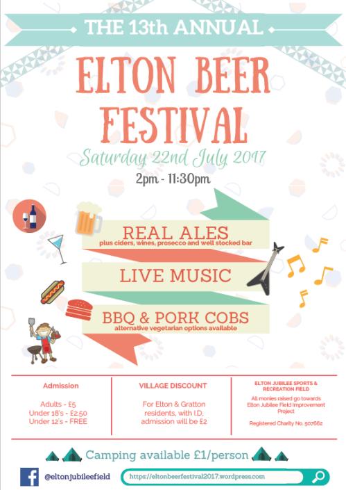Elton Beer Festival 2017