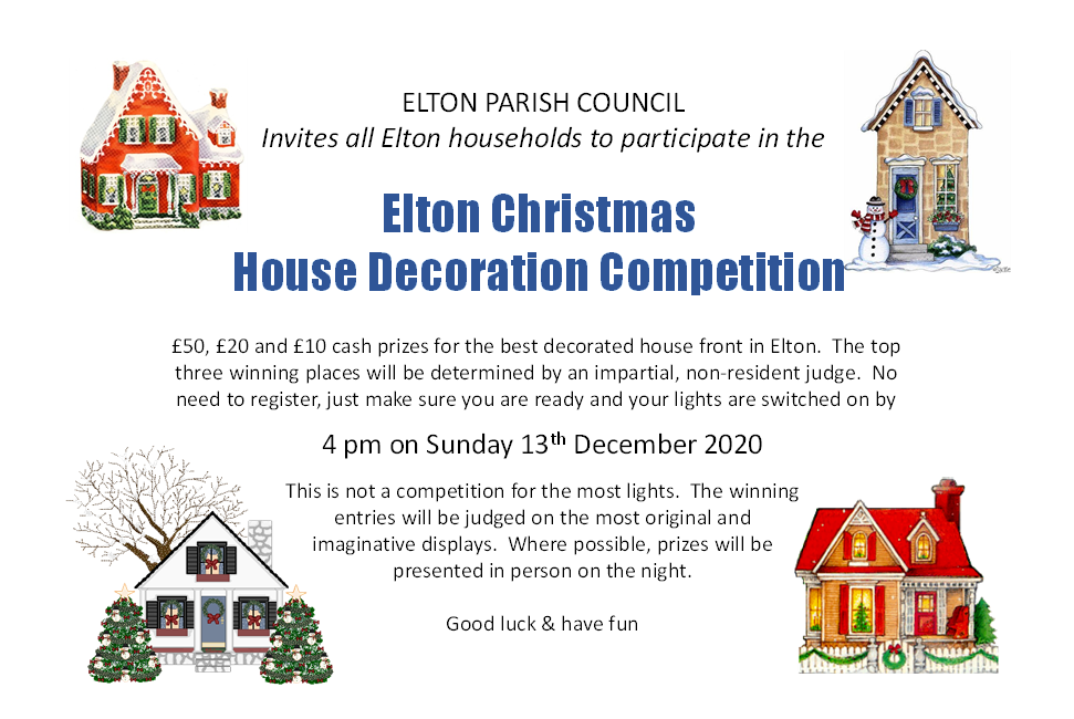 Christmas House Decoration Competition 2020