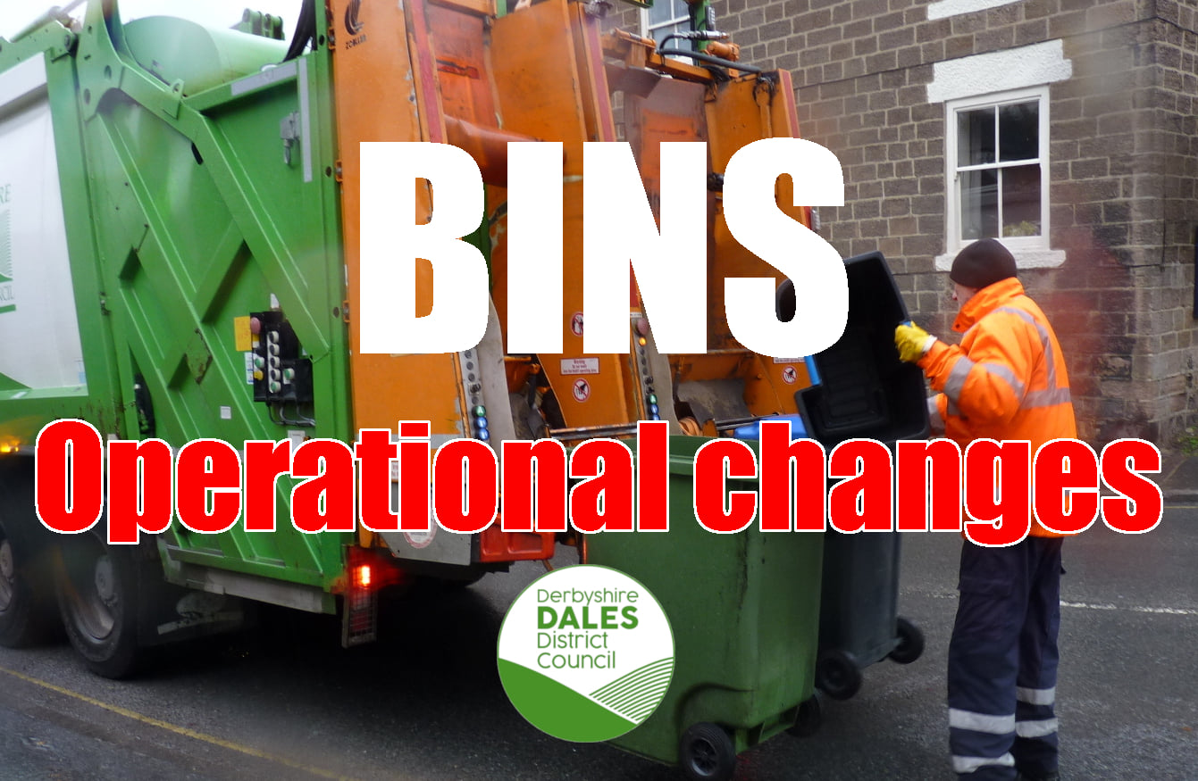 Waste Collections - operational changes
